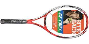 Vコア エスアイ チーム<br />(VCORE SI TEAM)<br />[VCSITE]<br />【ヨネックス YONEX テニスラケット】